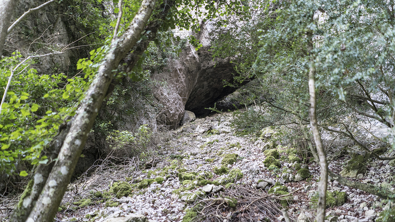 Senderismo en Tiebas, Sierra de Alaiz