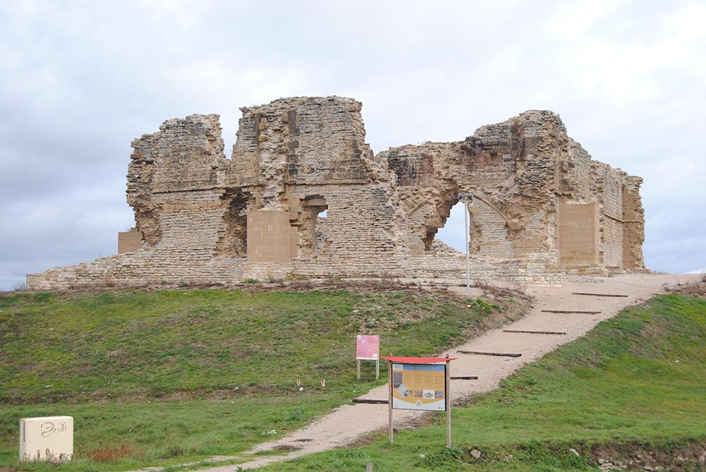 Castillo de Tiebas, Navarra